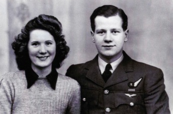 John Pratt and his girlfriend Maria