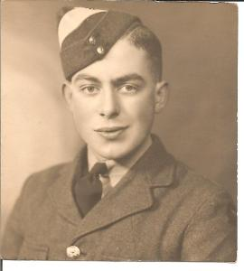 Sid Parrott, taken on 19 February 1942 at Blackpool