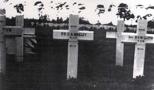 Wakley - crew graves