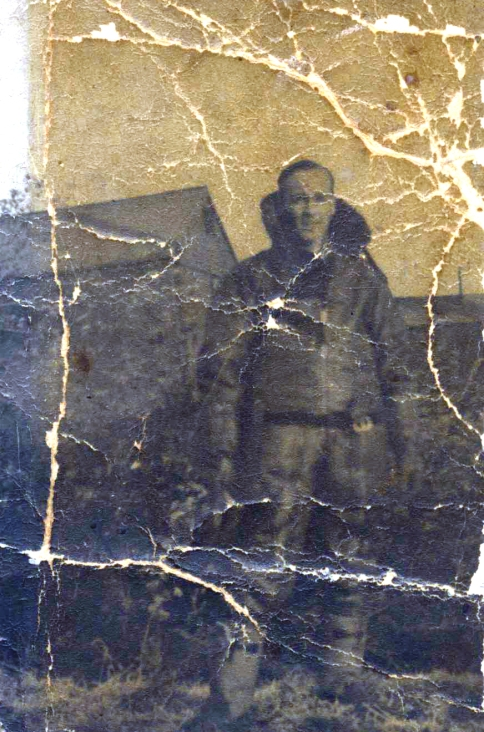 Bill Gadsby mother's picture
