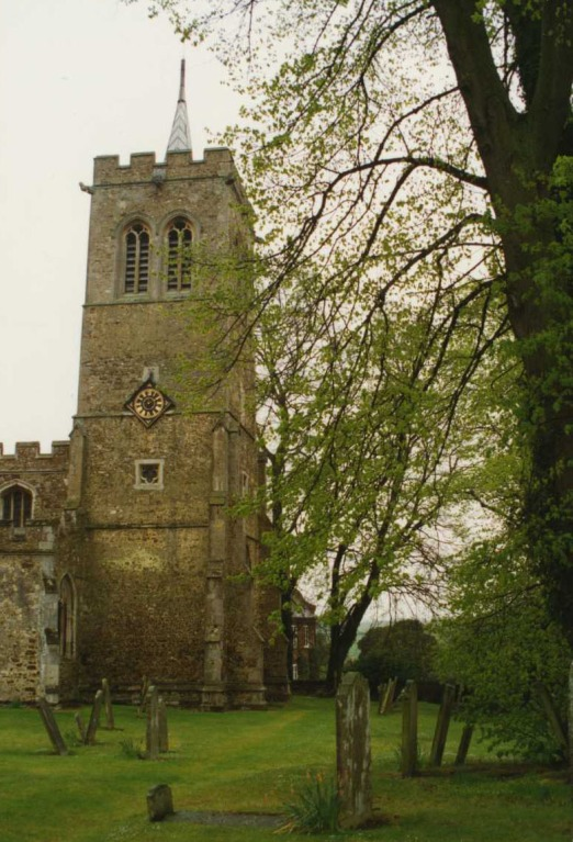 great gransden church