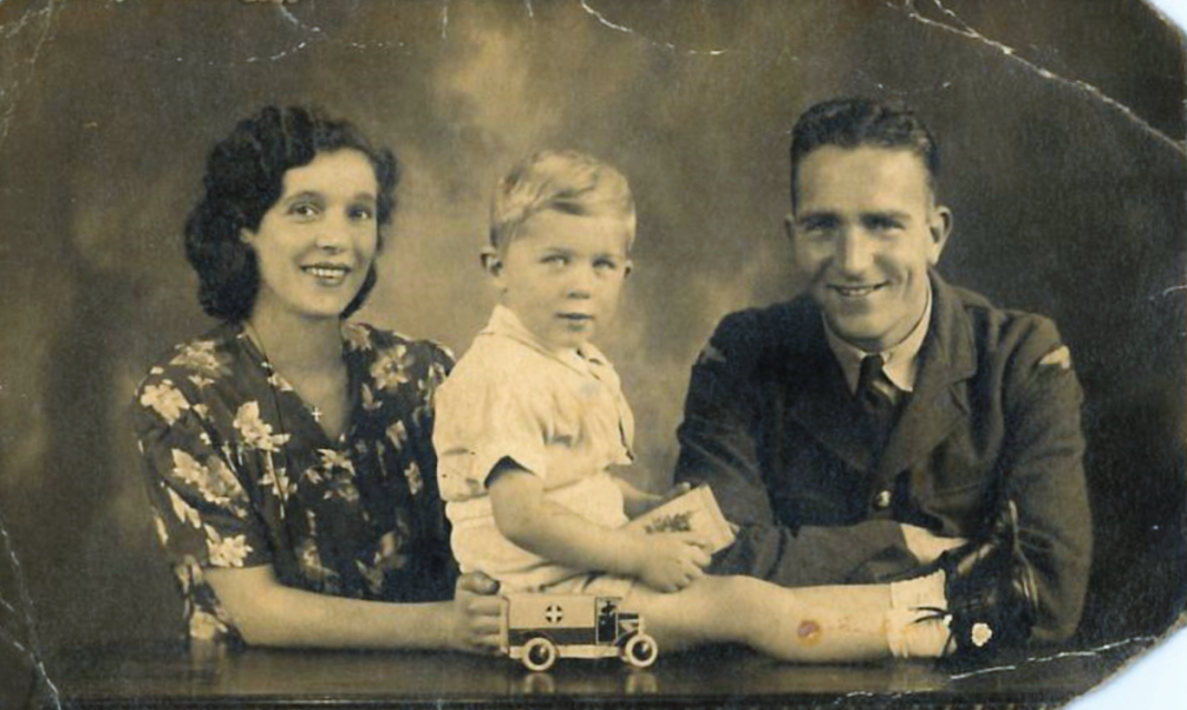 samuel peek and family